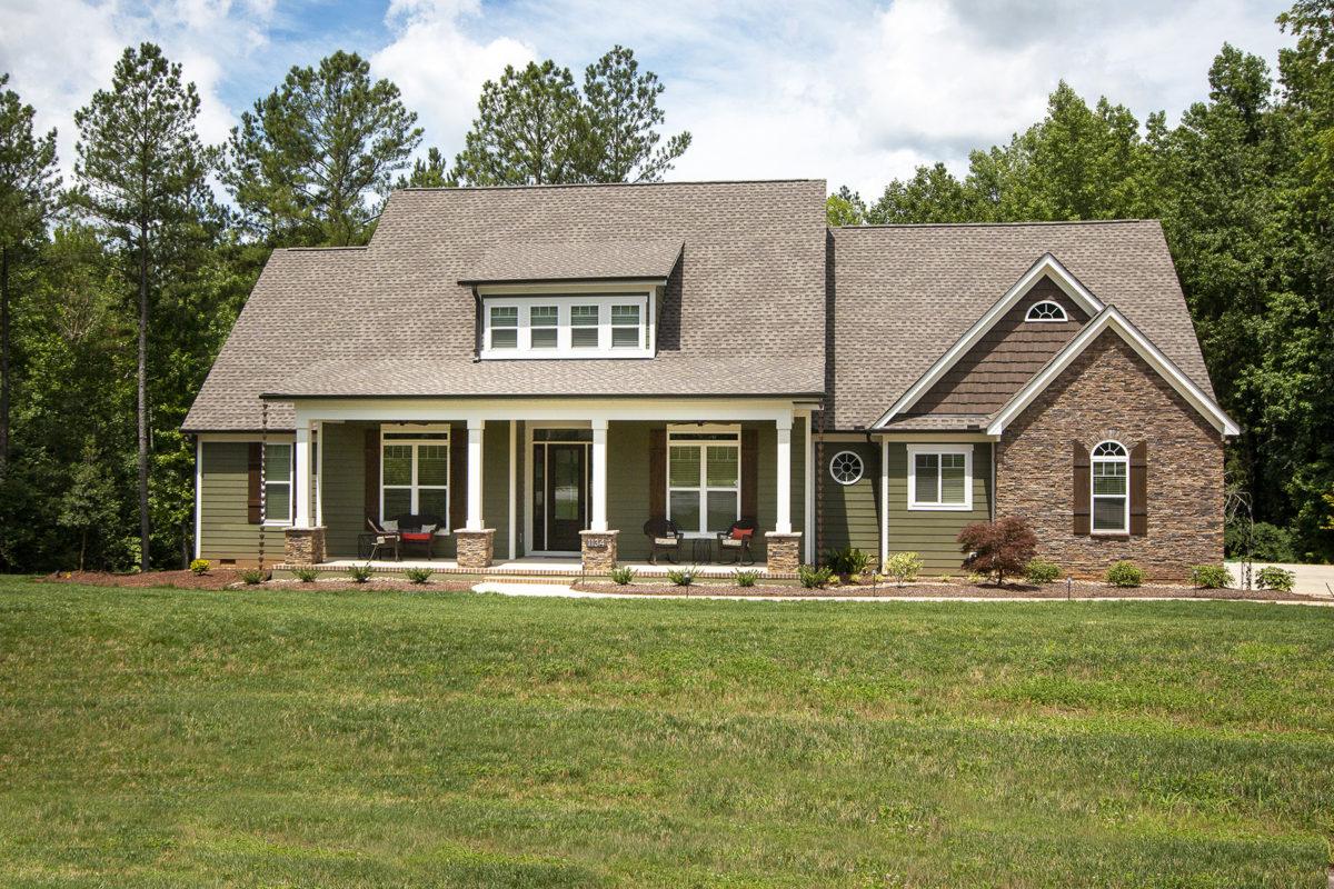 custom home Henry's Glen
