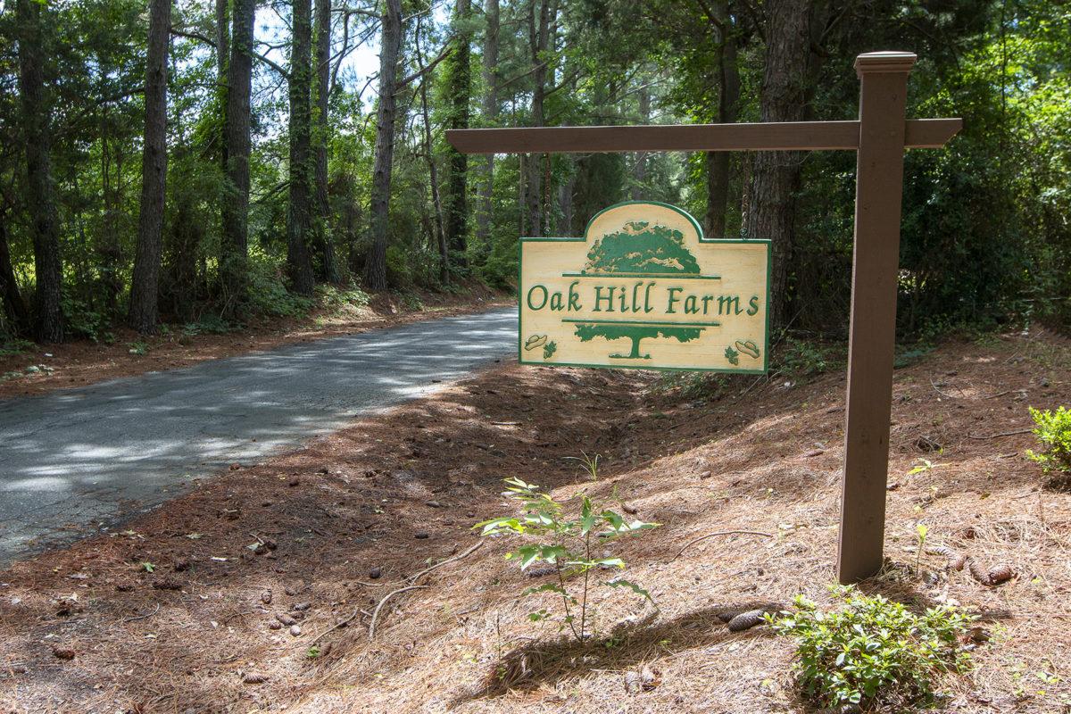 Oak Hill Farms Clover SC